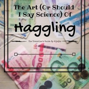 The Art (Or Should I Say Science) Of Haggling – 5 Simple Tips