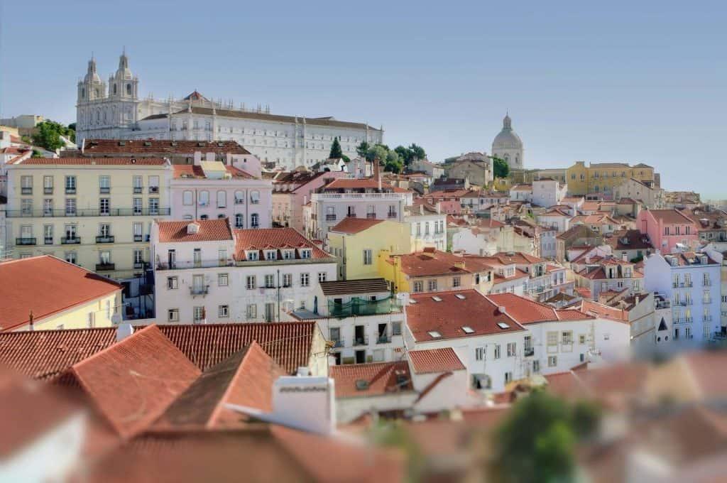 Lisbon, Portugal - Exploring Europe During Long Layover Flights