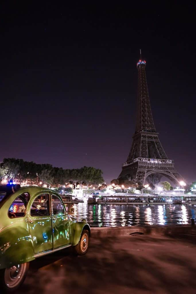 Ideal Cities For A Long Layover - Paris