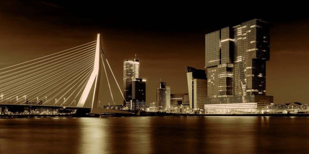 Rotterdam, Netherlands - Exploring Europe During Long Layover Flights