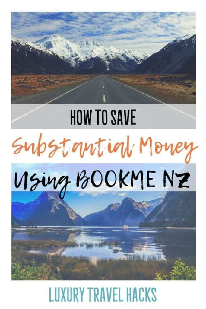 How To #Save Substantial #Money Using #BookmeNZ - #Luxury #TravelHacks