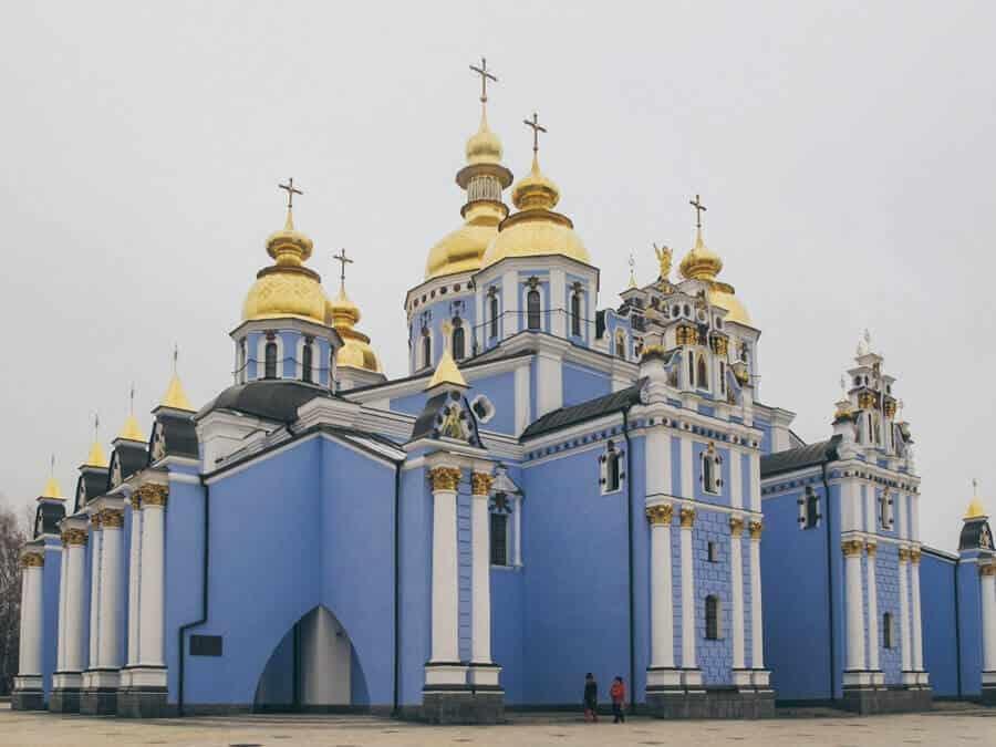 Kiev, Ukraine - Explore Europe During Long Layover Flights