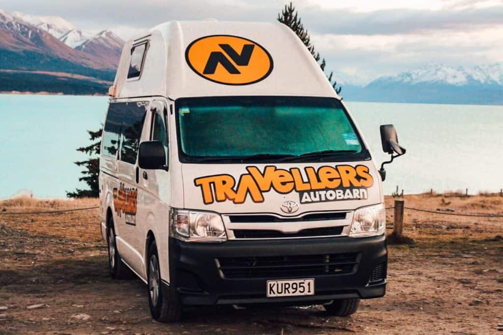Traveller's Autobarn - Travellers Campervans - Campervan Hire New Zealand - Luxury Travel Hacks