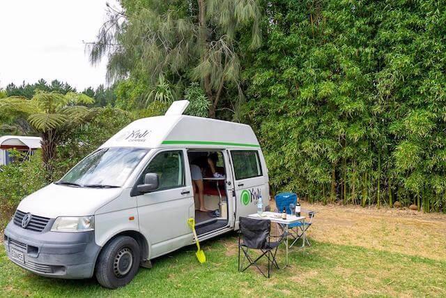 VW Transporter Camper - Luxury Travel Hacks